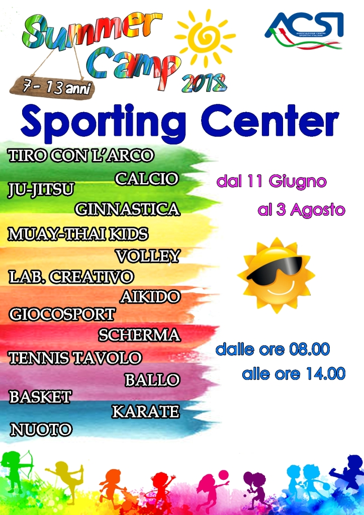 summer camp SPORTING 2018-01